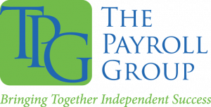 The Payroll Group logo